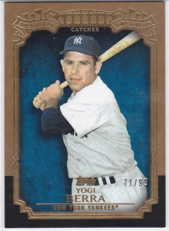 Top 100 Baseball Cards Of All Time Topps A Complete