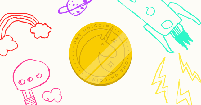 Unicoin - La primera moneda solidaria