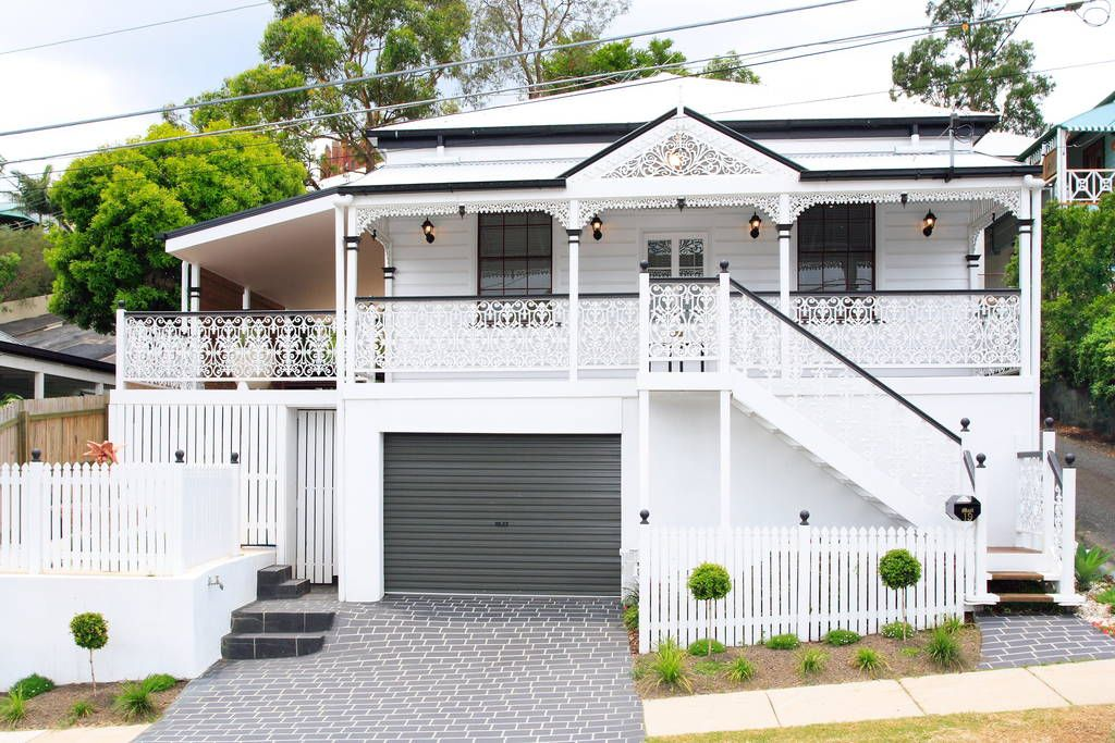 House In Paddington, Australia. Conveniently Located In A