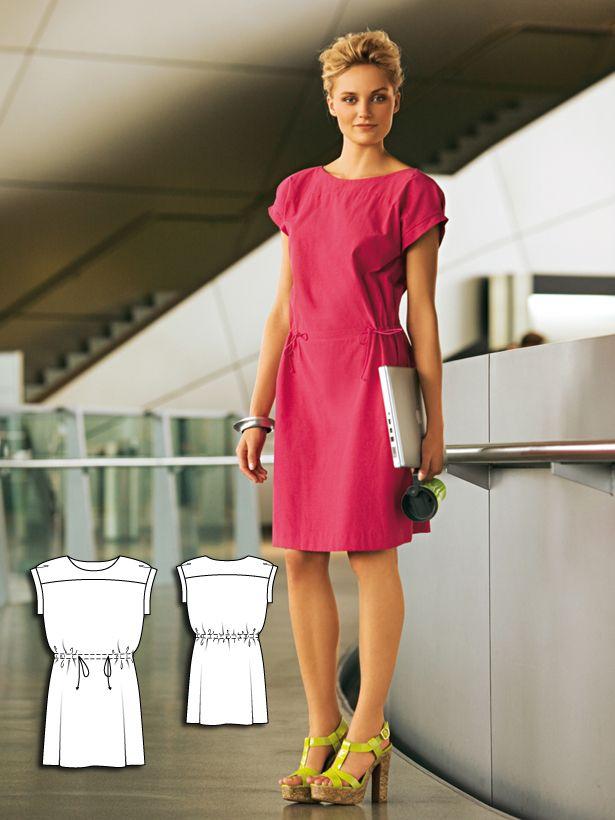 Coffee Run: 8 Women\'s Sewing Patterns   Einfache kleidung ...