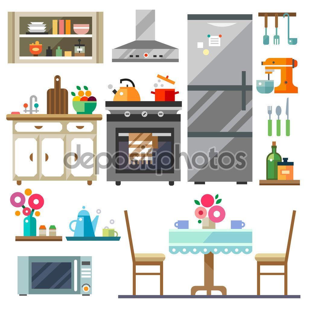 Scarica - Mobili per la casa. Cucina interior design ...