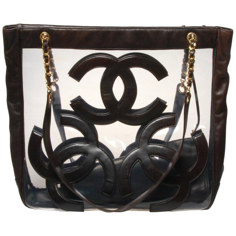 214cff4afe361d Chanel maxi jumbo tote bag | From a unique collection of rare vintage Tote  Bags at