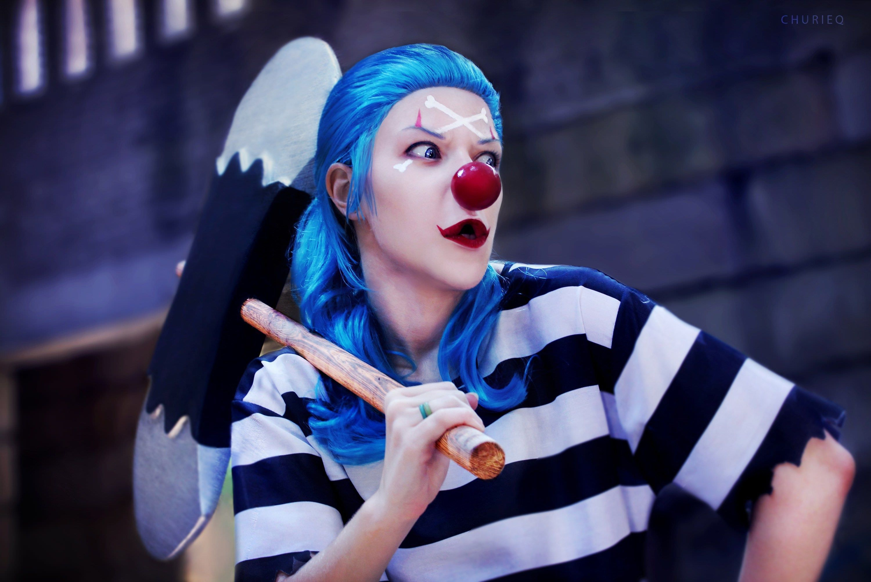 Buggyu00a0, One piece cosplay, Cosplay, One piece
