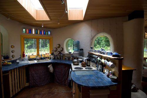 cocina bioconstruccion