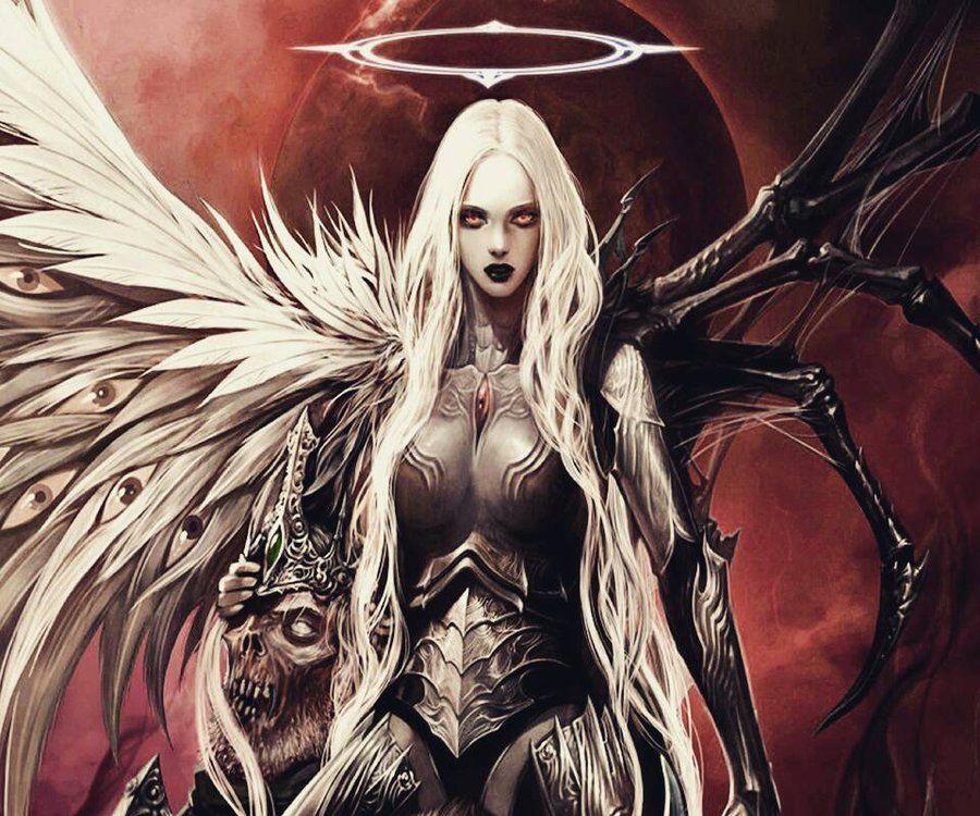 Nightmare by Nightmarewolf28 on DeviantArt Angel art