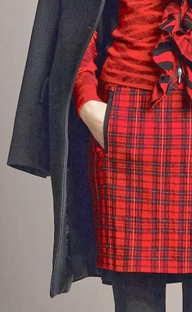 FOR THE LOVE OF TARTAN