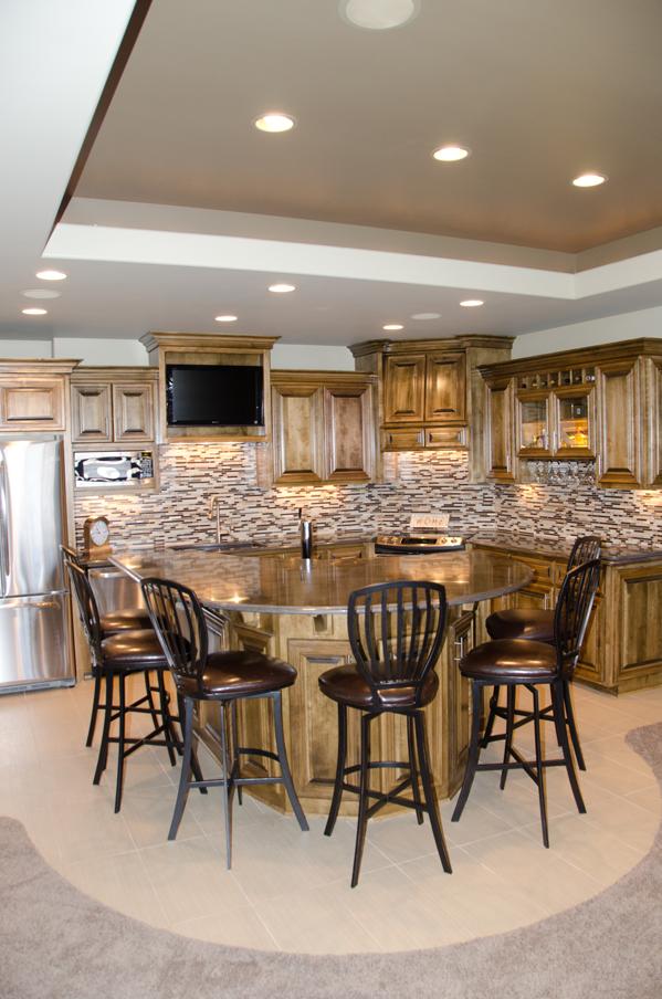 R&A Builders | Premier Home Builder | Omaha, Nebraska | Basement ...