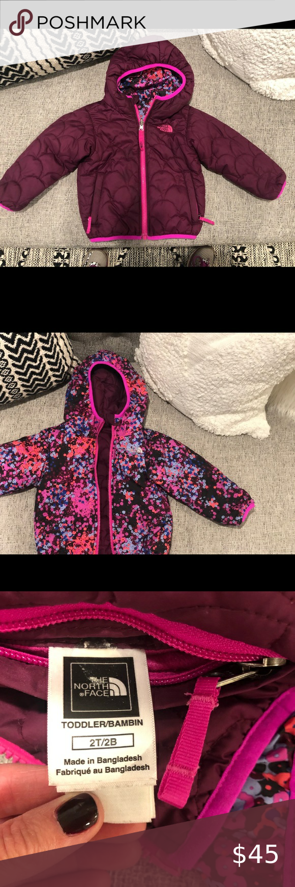 Toddler North Face Jacket North Face Jacket The North Face Clothes Design [ 1740 x 580 Pixel ]
