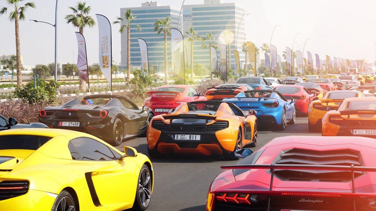 Real Life Forza Horizon 75 Supercar Ultimate Road Trip To Jebel Jais Forza Forza Horizon Lamborghini