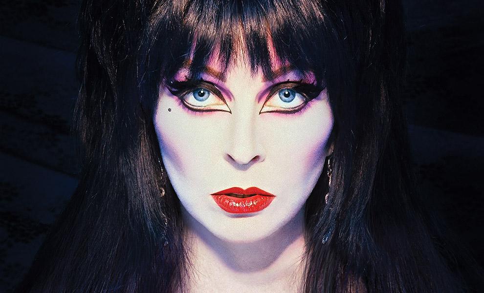 Elvira Elvira Mistress of the Dark Book by Tweeterhead