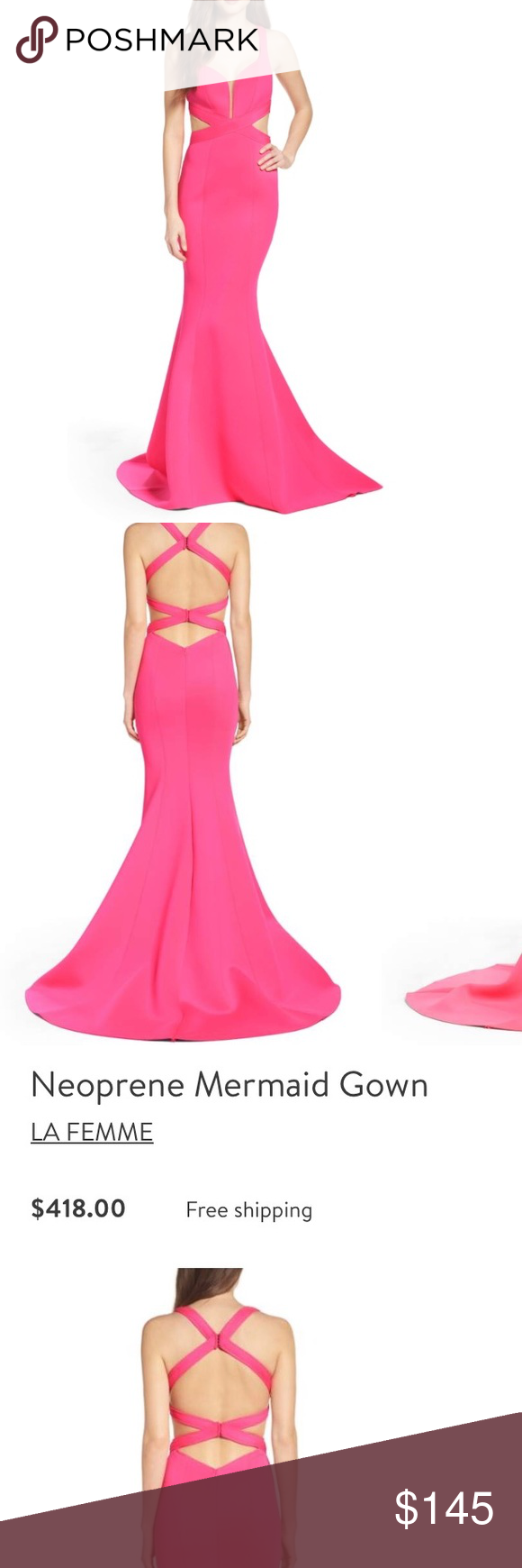 La Femme gown | Costura