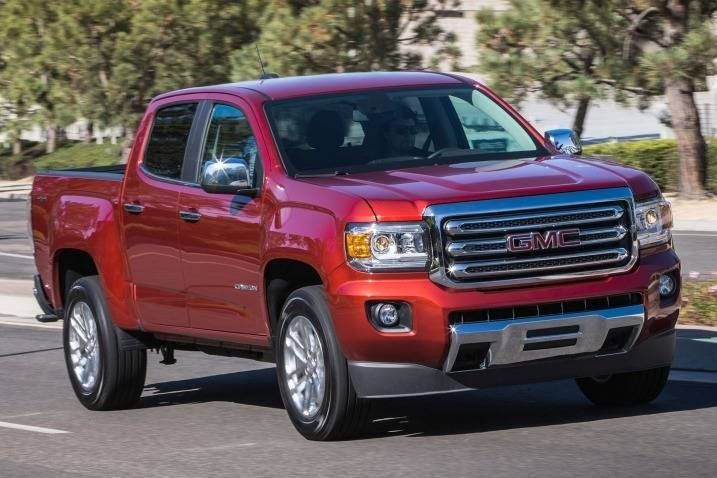 2016 Gmc Canyon Gmc Canyon Gmc Cool Trucks