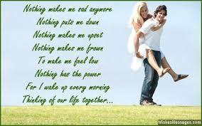 Good morning sweetheart poems