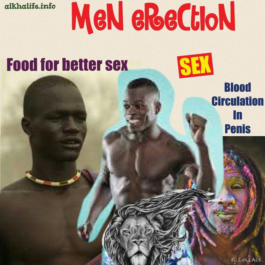 Food sex male