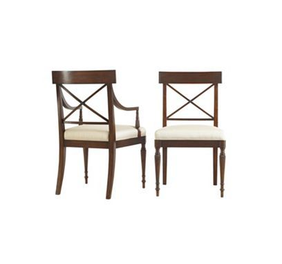 Channing Arm Chair From The Acquisitionshenredon Collection Beauteous Henredon Dining Room Chairs Decorating Design