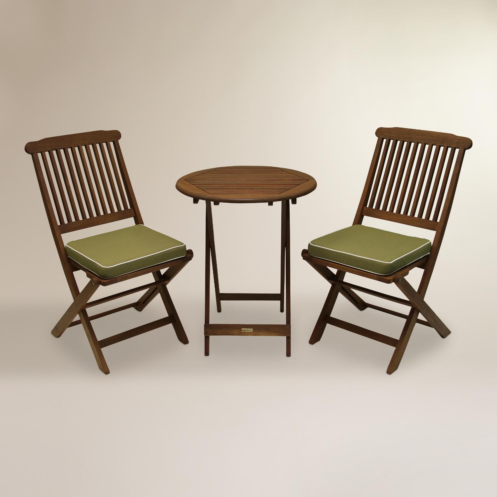 Our Affordable Outdoor Bistro Set Features A Round Table Two Easy