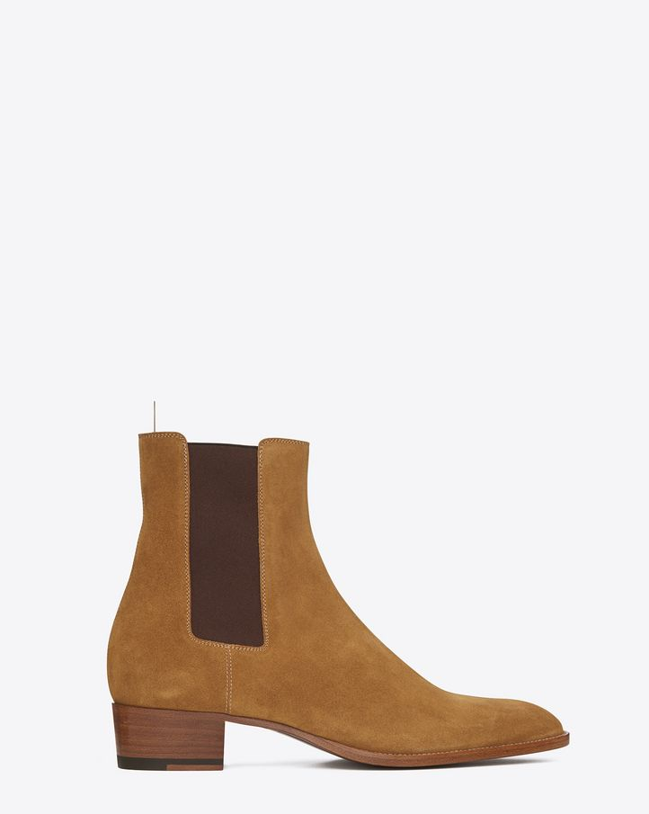 c98376467d2 Wyatt chelsea boots in suede in 2019 | James Wear | Chelsea boots ...
