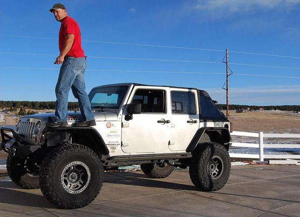 Metalcloak Fenders Jeep Jk Truly At 250 Pounds