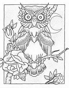 Whimsical Coloring Pages For Adults