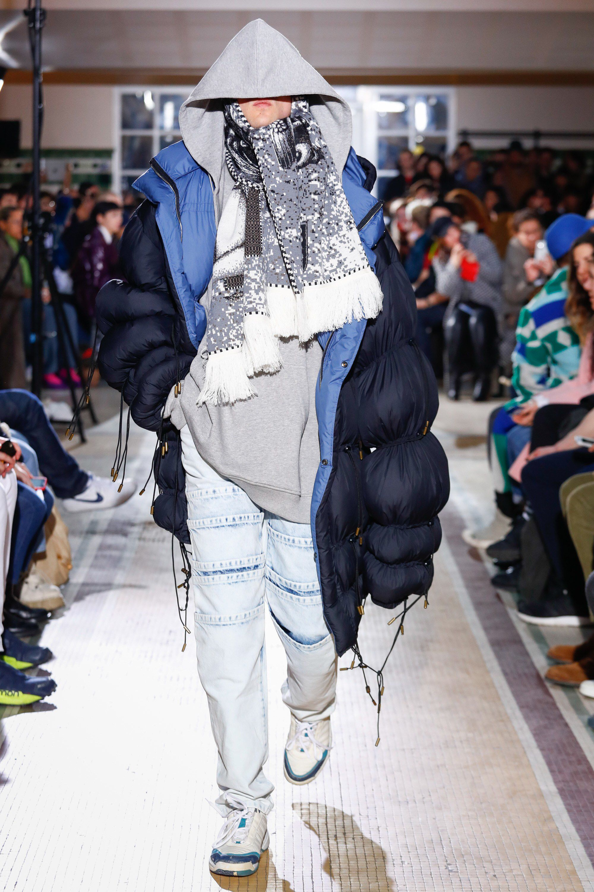 YProject Fall  Menswear Fashion Show Collection  FALL