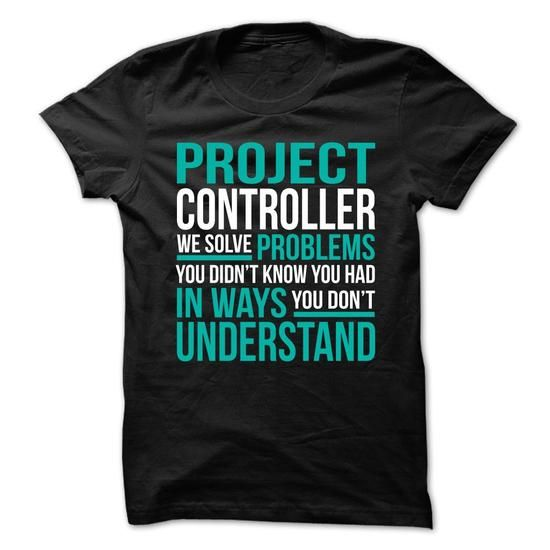 PROJECT CONTROLLER We Solve Problems You Didn | Hoodie Design Online ...