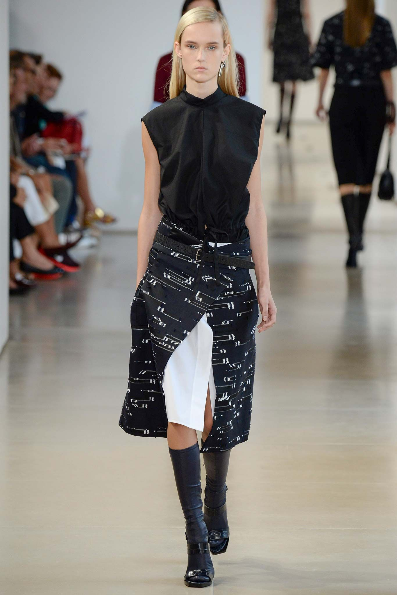 Spring 2015 Ready-to-Wear - Jil Sander