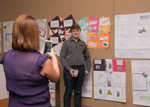 Students Explorer Energy Careers As Lsc University Park Hosts Project Grad Student University Park University