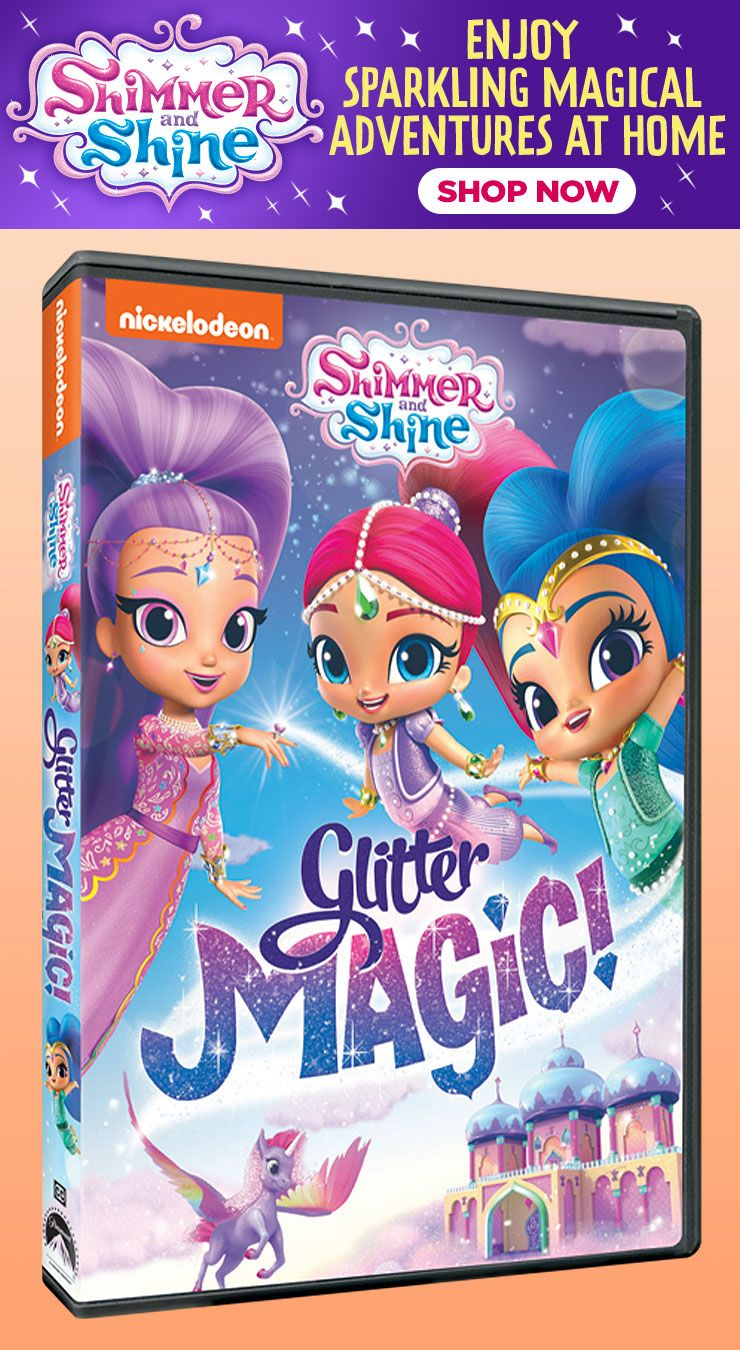 Amazon.com: Shimmer and Shine: Magical Genie Games for