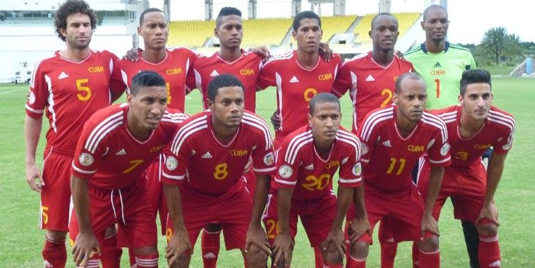 Cuba Team Squad For Concacaf Gold Cup 2015 National Football Teams Gold Cup Football