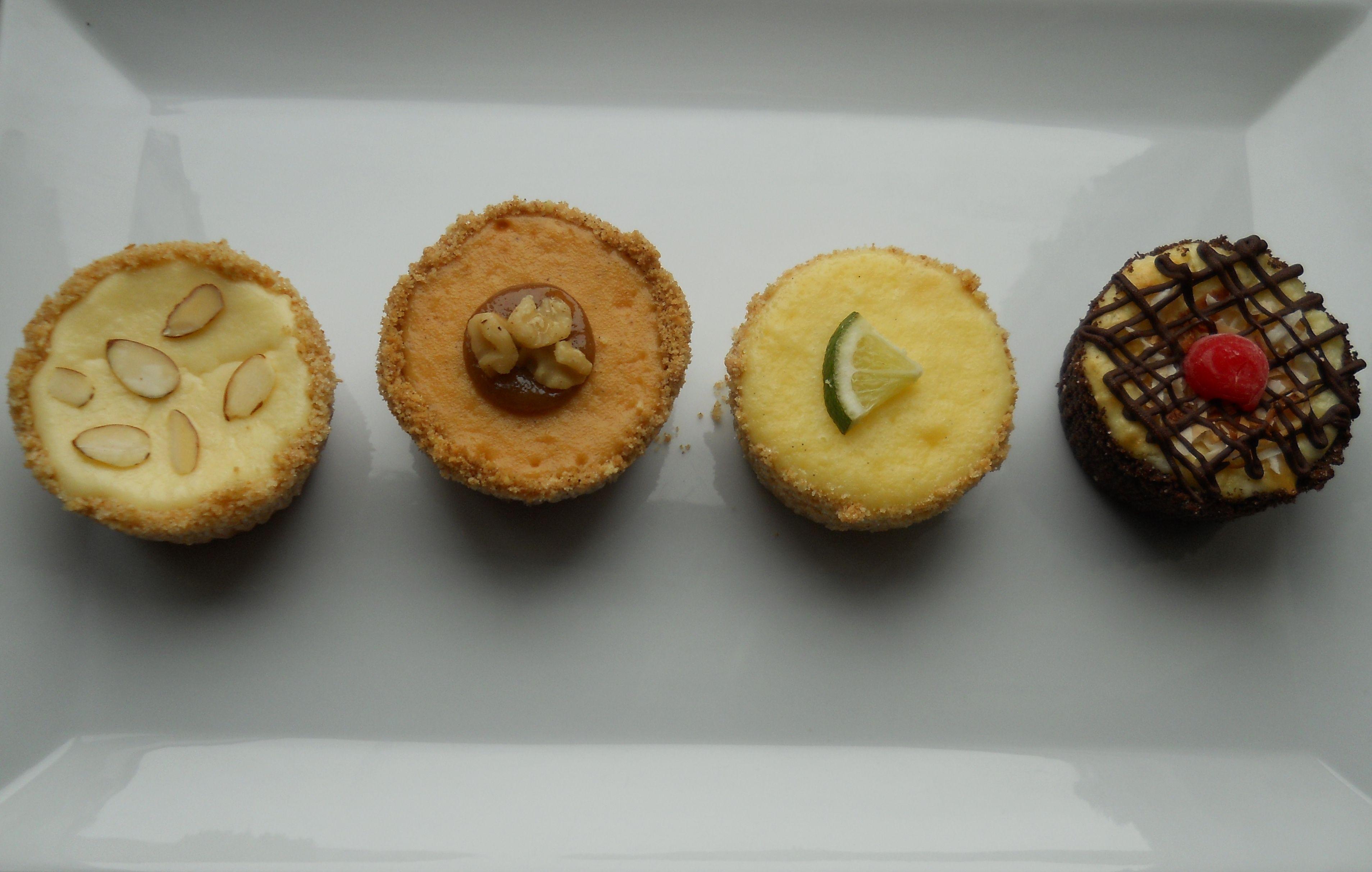 Amaretto Sweet Potato Key Lime Macaroon