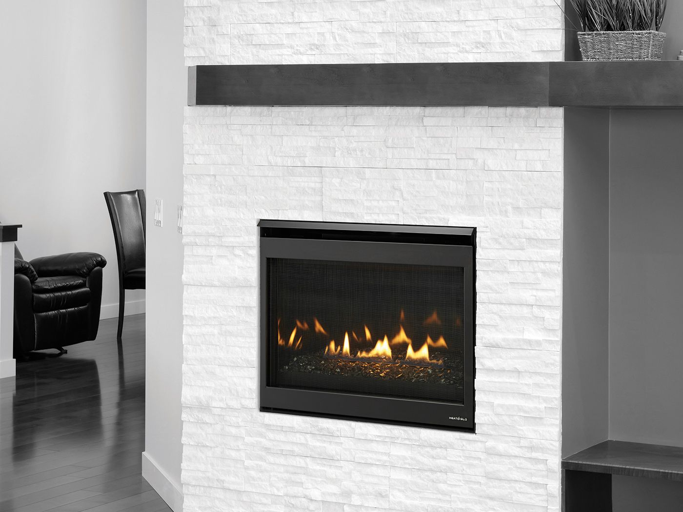 Heat And Glo Sl 550 Fusion Gas Fireplace