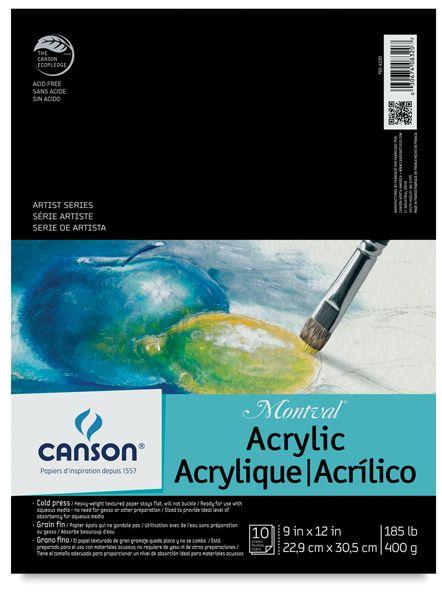 Canson Montval Acrylic Paper Paper Texture Paper Paint Cans