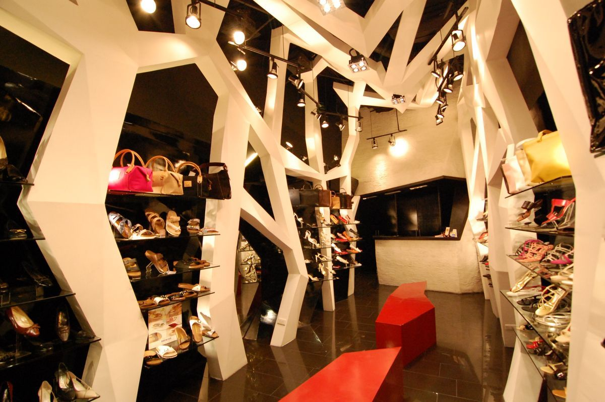 Small Retail Store Design | ... Have Completed A Retail Store Interior In  Makati
