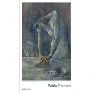 Pablo Picasso, Woman Ironing
