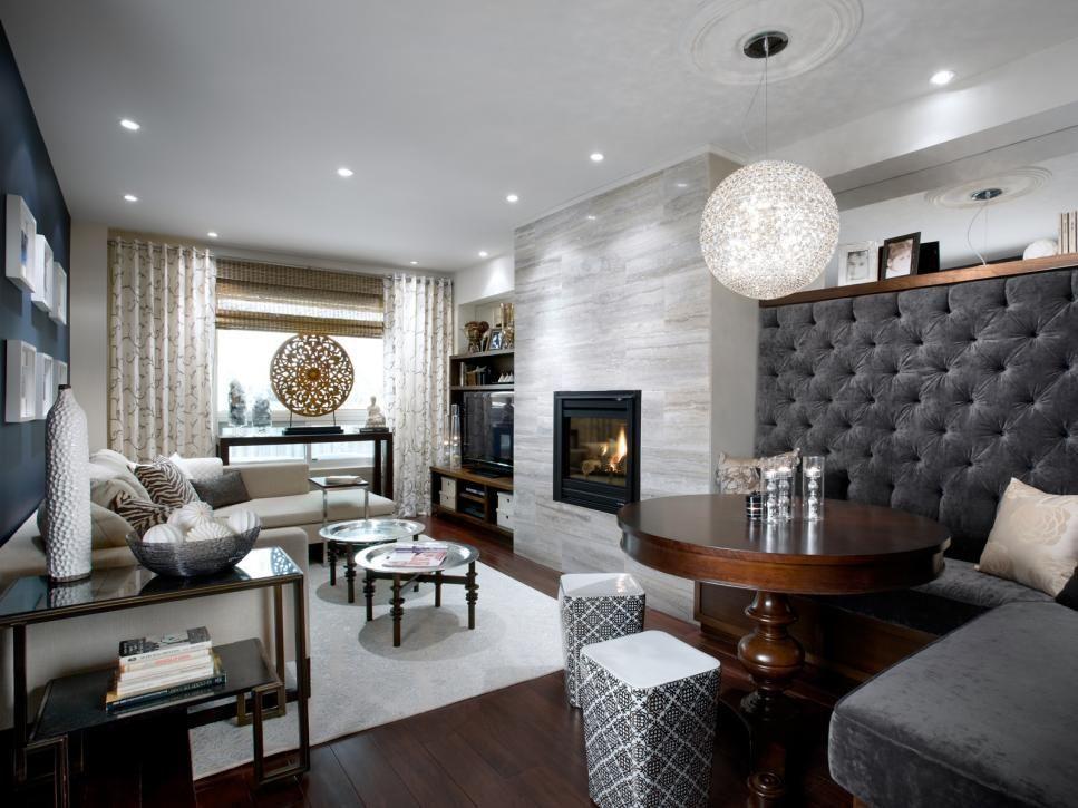 wohnzimmer design ideen olson, 9 fireplace design ideas from candice olson | candice tells all, Ideen entwickeln