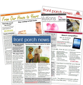 real estate newsletters for agents