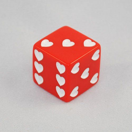 Sweetheart Dice Best Valentine S Day Gifts Red Aesthetic