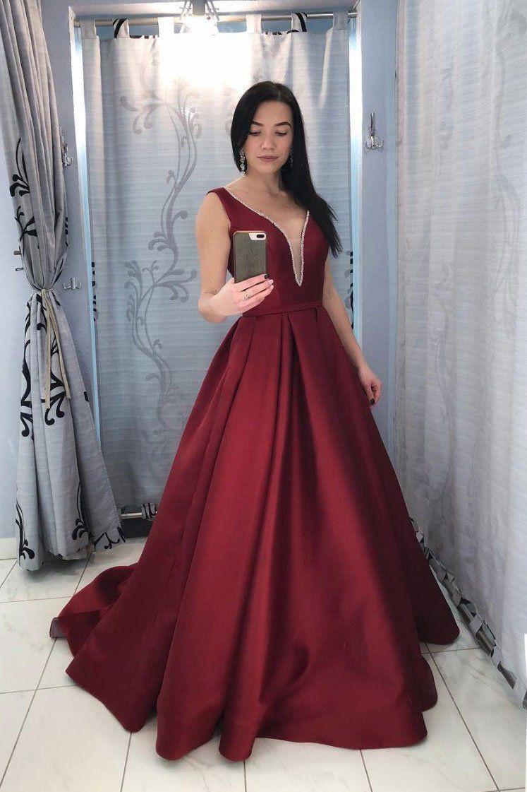 50044bd9d61 Light champagne tulle lace applique long prom dress
