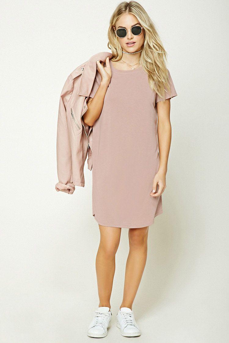 Contemporary T-Shirt Dress | dresses. | Pinterest