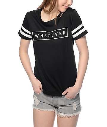 Empyre Whatever Football T-Shirt