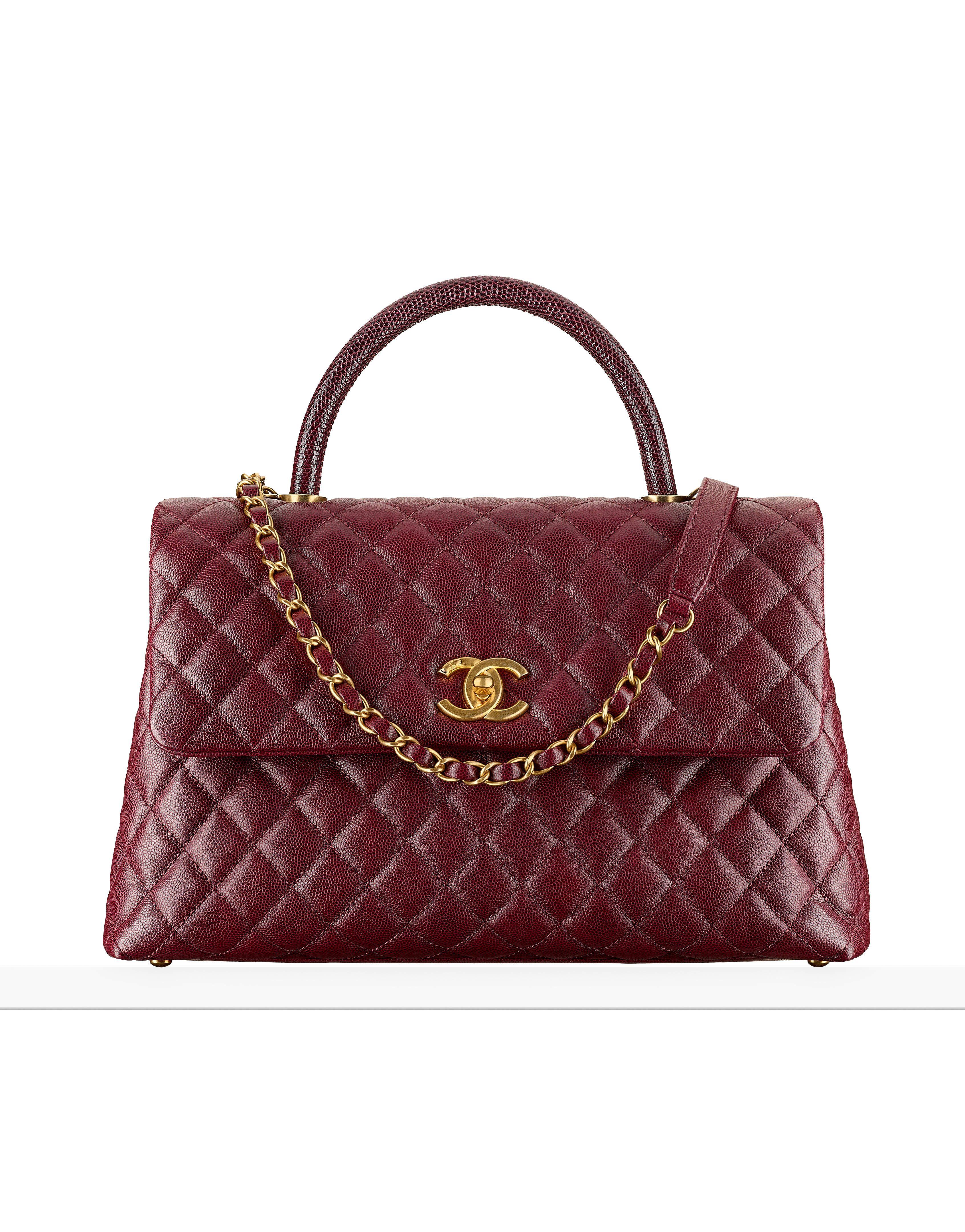 f4502df78afa8b Chanel RTW pré-collection FW 2017-18 #Chanel #ChanelPrecollection  #FalWinter2017-18 | Visit espritdegabrielle.com L'héritage de Coco Chanel #  ...
