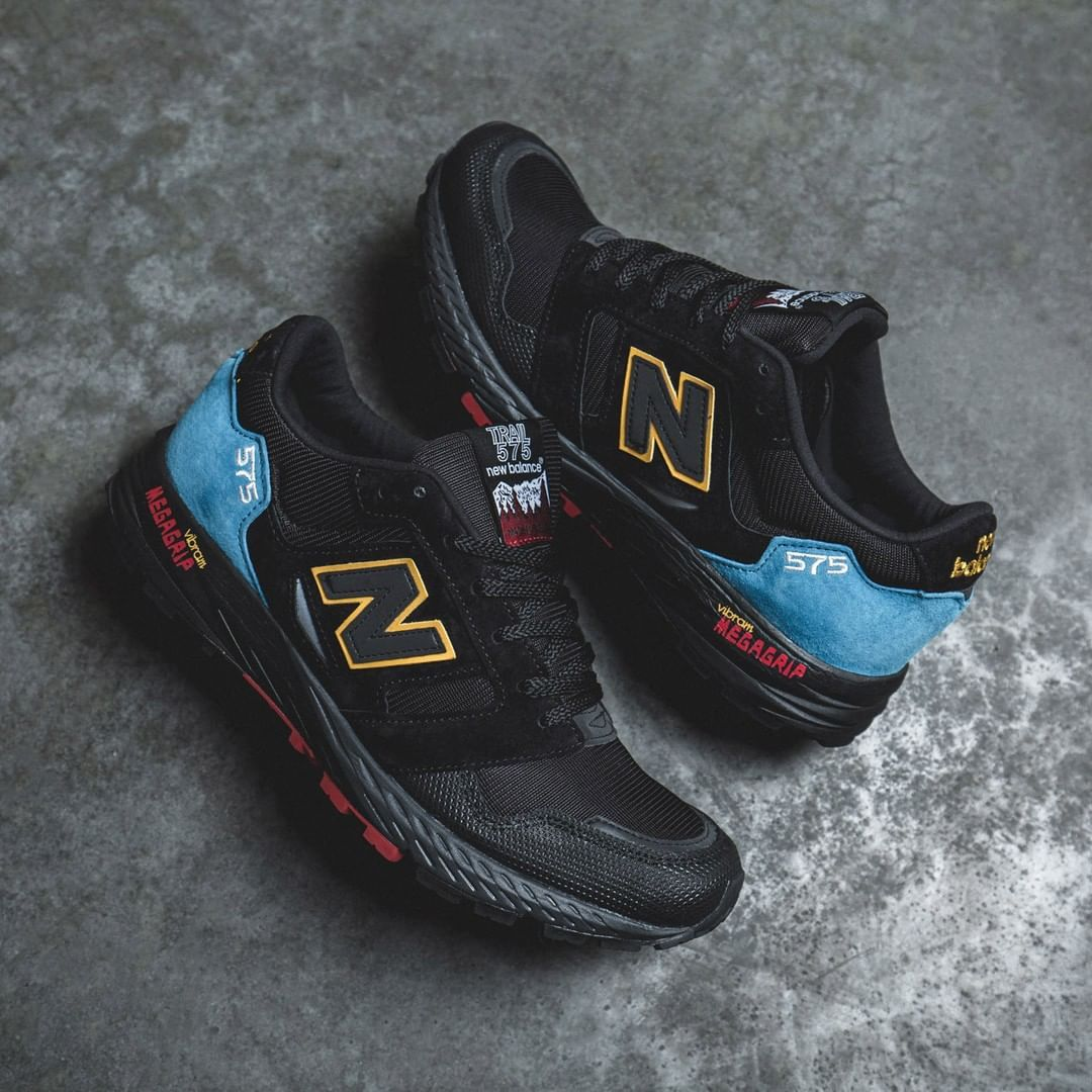 The New Balance 575 Made in UK features