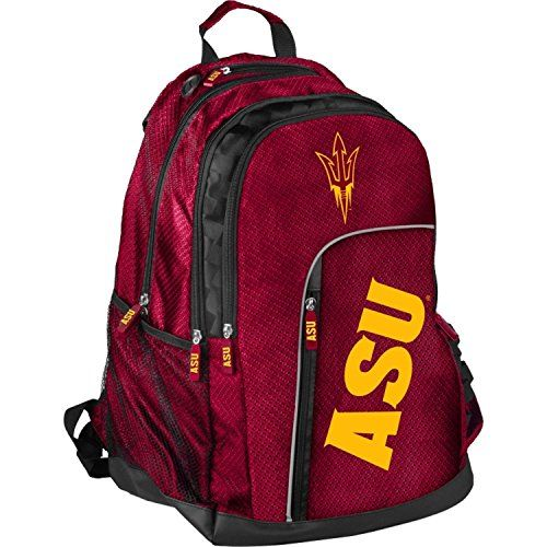Forever Collectibles NCAA Arizona State Sun Devils Drawstring Backpack