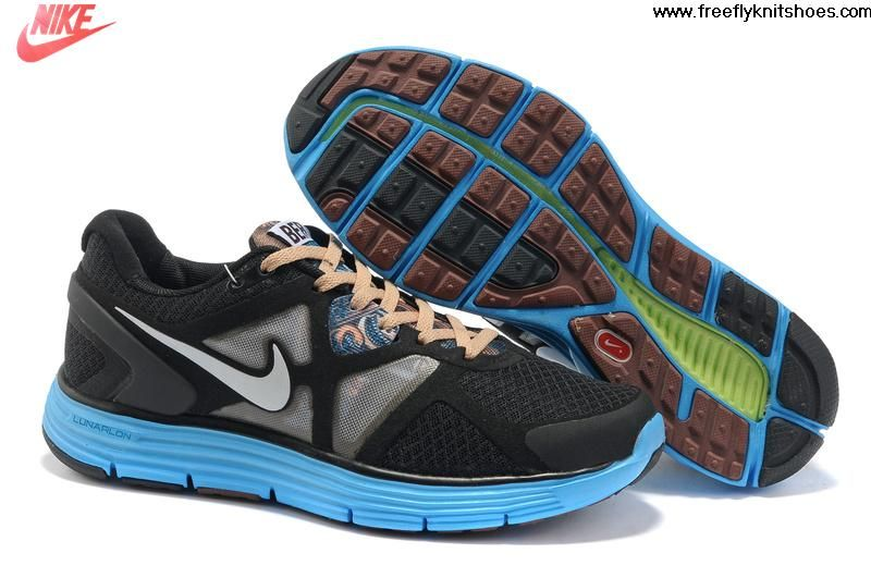 c8513eb8c967 Buy Latest Listing Womens Nike Lunarglide 3 City Pack (Berlin) Black Blue  shoes Shoes Store