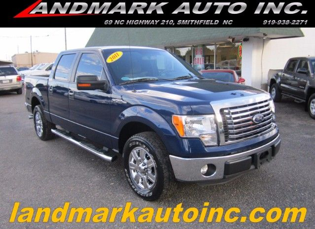 2011 Ford F-150 XLT SuperCab Short Bed RWD 5.0L, V8 truck, 101k miles.  Smithfield, NC.