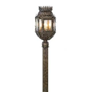 Check out the Corbett Lighting 59-82 Montrachet 4 Light Post Lantern in Montrachet Bronze priced at $1,310.40 at Homeclick.com.