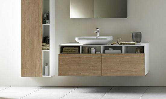Duravit Durastyle vonios kambario baldai wwwmurestalt Vonios