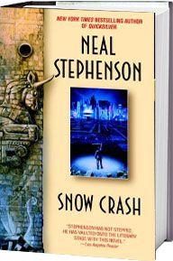 Snow Crash movie news