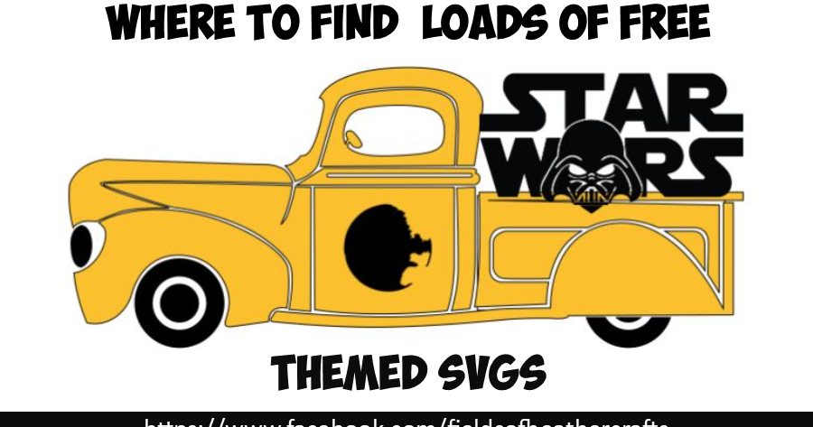 Where To Find Free Star Wars SVGS & Project Ideas Star