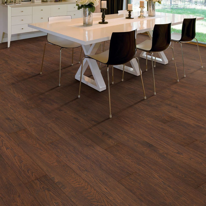 Whiskey Hickory Quick•Step Studio Laminate Flooring at
